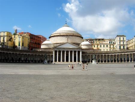 Basilica S.Francesco di Paola - Napoli